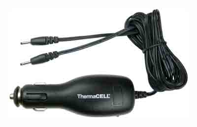Thermacell Car Charger For - Original Heated Insoles