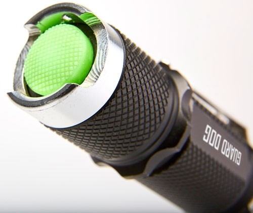 Guard Dog Apex 210 Lumen W/ - Glass Break Tail & Bezel!