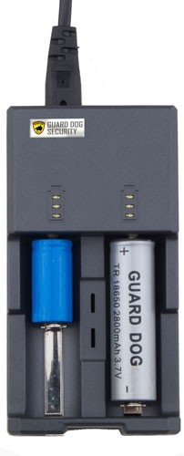 Guard Dog Dual Smart Battery - Charger