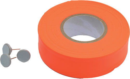 Hme Trail Marking Ribbon - Orange 150'