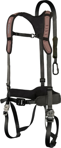 Tree Spider Tree Spider Safety Harness - Venom Harness Osfm Black