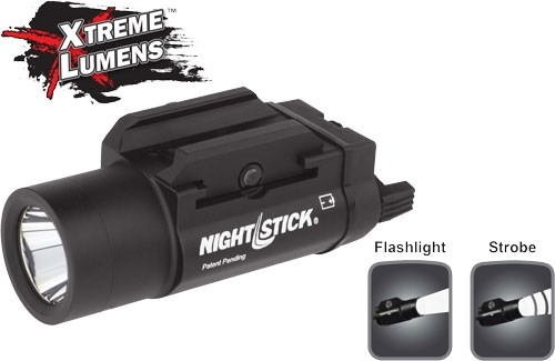 Nightstick Extreme Lumens - Mounted Light W/strobe 850lum