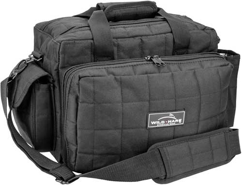 Peregrine Outdoors Wild Hare - Deluxe Tournament Bag Black