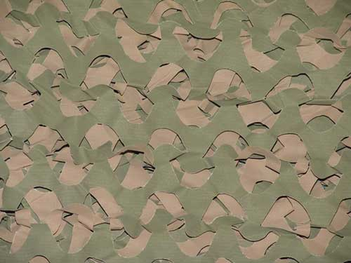 "Cu Camo Netting Basic Series - Ultra-lite 3'7""x9'10"" Grn/brn!"