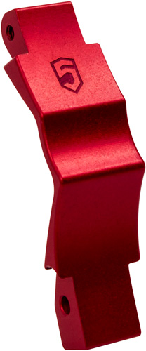 Phase 5 Trigger Guard Winter - Styled For Ar-15 Red