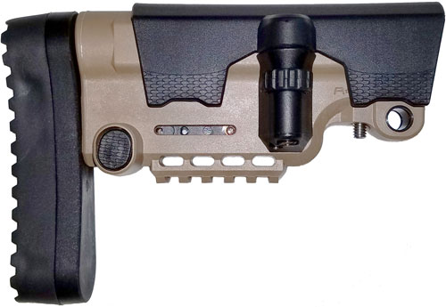 Ab Arms Urban Sniper Stock X - Flat Dark Earth