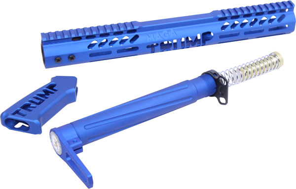 Guntec Airlite Alum Stock Set - Trump Limted Edition Blue