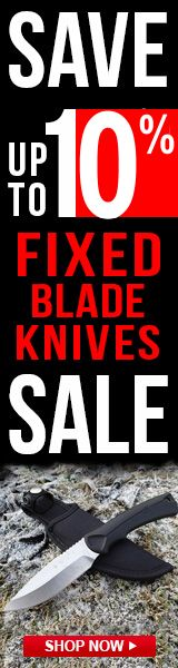 Fixed Blade Knives Sale