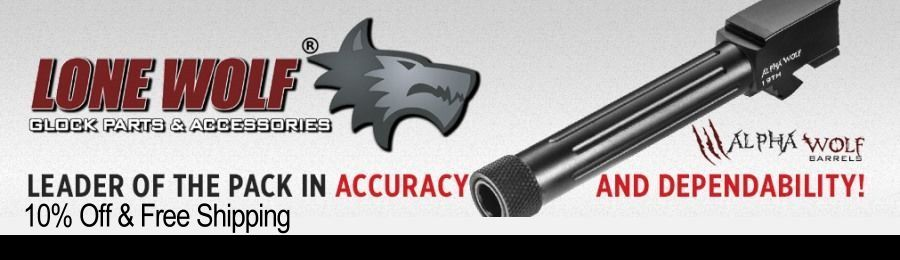 Free Shipping On Lone Wolf Glock Parts