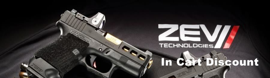 Zev Glock Parts Discount