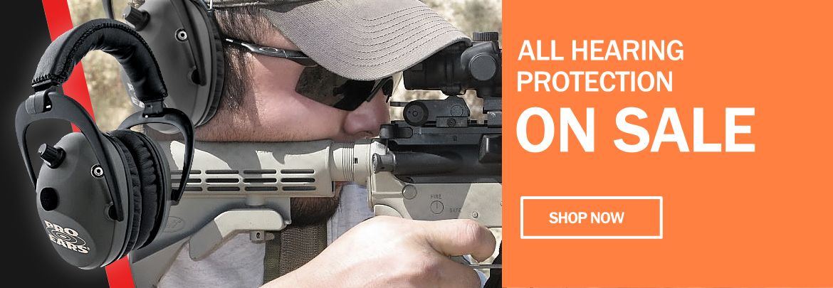 Pro Ears Discount - Hearing Protection  SALE