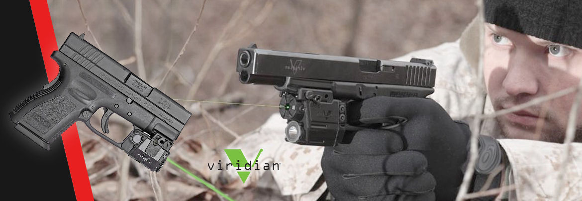 Viridian Laser Sight Discount - Green Laser Sights ON SALE