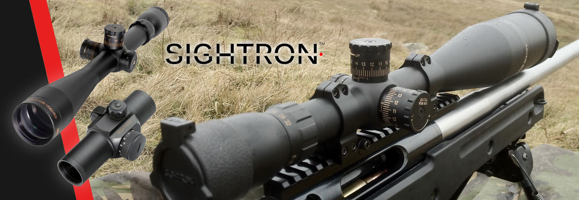 Sightron Rifle Scope Discount - Binoculars - Optics - Sightron Rifle Scope Sale