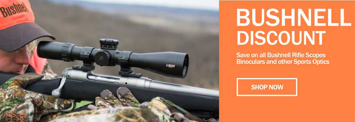 Bushnell Scope Deals