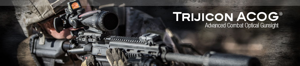 Trijicon Acog Sights On Sale